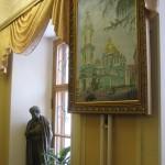Biblioteka namenjena Puškinovom delu, osnivač je njegova njstarija kći Marija