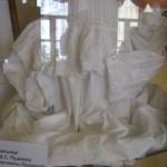košulja u kojoj se krstio Puskinov unuk