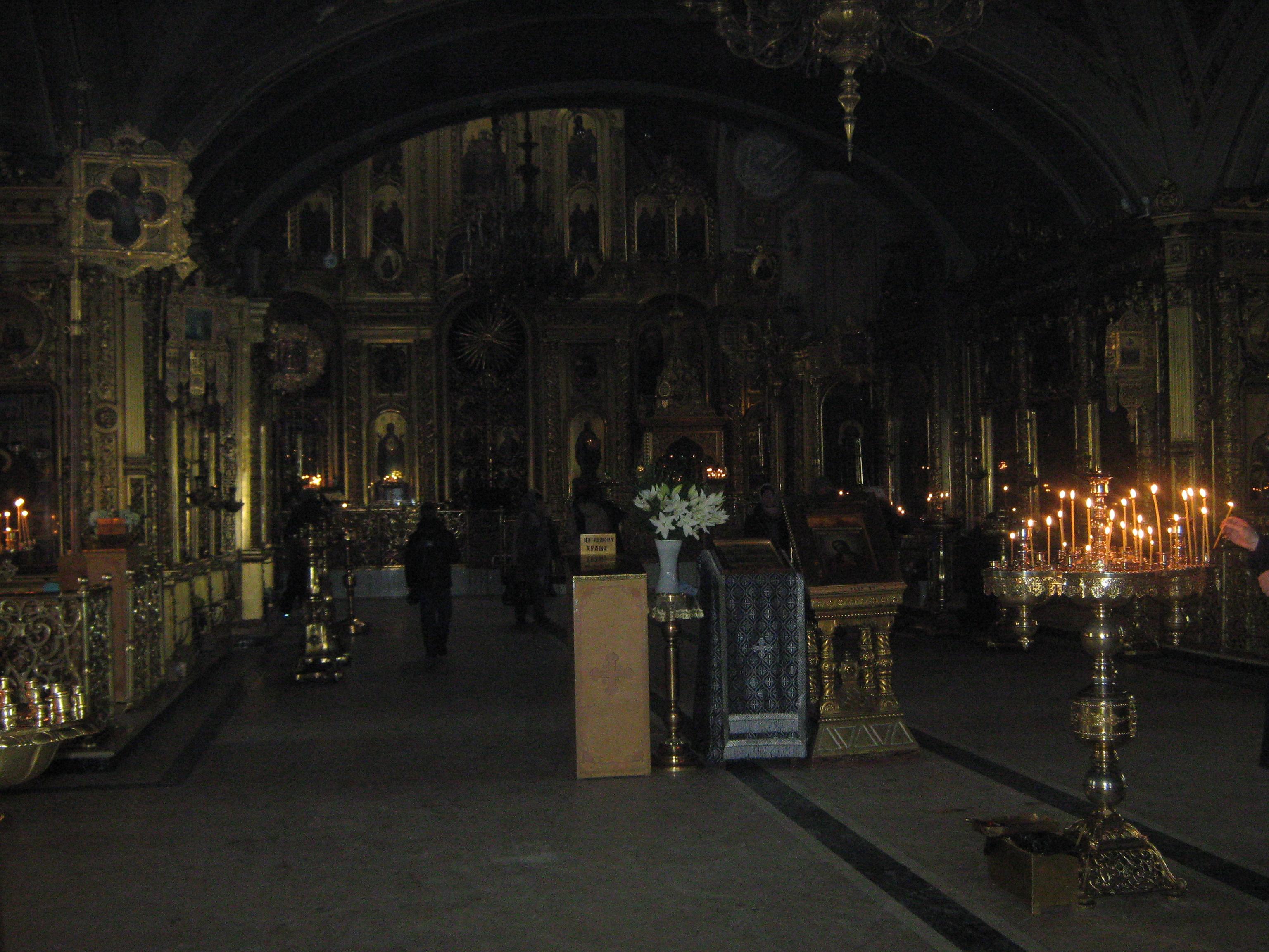 crkva u kjoj je kršten Puškin