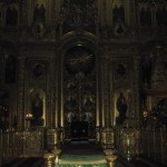 crkva u kojoj je kršten Puškin