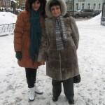 hladna zima i topla ruska duša